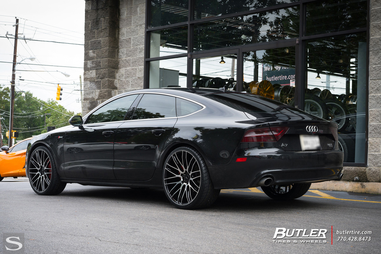 A7 - Savini Wheels